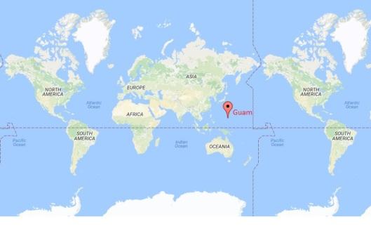where-is-guam